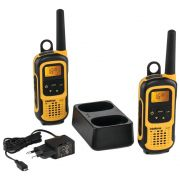 Kit Rádio Comunicador A Prova D'Água IP 67 Waterproof RC 4100 Intelbras