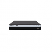 Dvr Stand Alone 16 Canais Multi Hd 4MP H.265 Mhdx 3116 Intelbras
