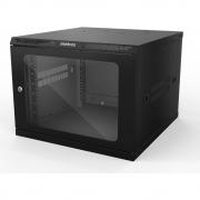 "Mini Rack Desmontável de Parede 8U de 19"" X 570 mm MRD 857 Intelbras"