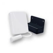 Sensor de Abertura Sem Fio 100m SHC-Fit Porta de Aço JFL