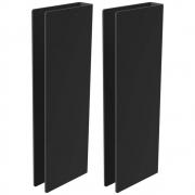 Suporte Porta de Vidro para Fechadura Eletroímã SV 21150 D Intelbras