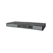 Switch 24 Portas Fast Ethernet SF 2400 QR+ Intelbras
