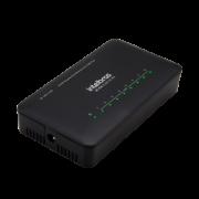 Switch 8 portas VLAN Fixa PoE Passivo SF 800 VLAN ULTRA Intelbras