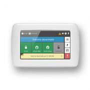 Teclado LCD Touchscreen Para Central Monitorável TS 400 JFL