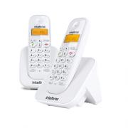 Telefone Sem Fio Com 1 Ramal Adicional TS 3112 Branco Intelbras
