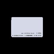Cartão De Acesso Crachá RFID Mifare 13,56 MHz TH 2000 MF Intelbras