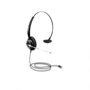 Headset Corporativo Com Conexão RJ9 - THS 55 RJ9 Intelbras