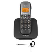 Kit Telefone sem fio TS 5120 + 1 Fone HC 10 Intelbras