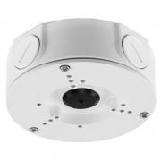 Caixa de Passagem Alumínio para Câmeras Bullet/Dome Uso Externo VBOX 5000 E Intelbras