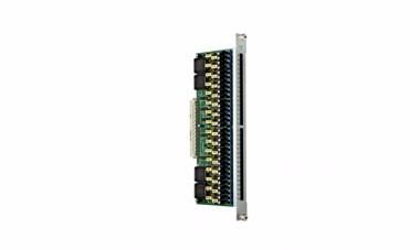 Placa De 32 Ramais Balanceados Para Cp192 E Cp352 Intelbras