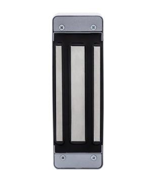 Fechadura Eletroímã Sem Sensor 150Kgf 12V FE 20150 Automatiza
