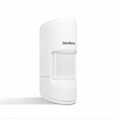 Sensor Ir Passivo Sem Fio 20kg Ivp 4101 Pet Smart Intelbras