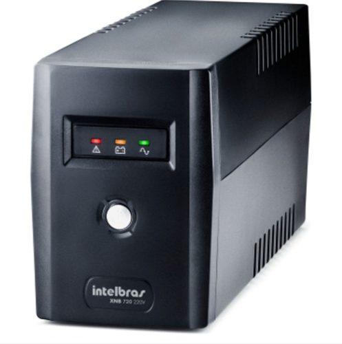 Nobreak 720va 7ah 220v Xnb 720 Intelbras