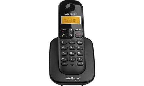 Ramal Para Telefone Sem Fio Identificador TS 3111 Intelbras