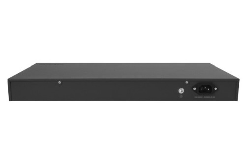 Switch Gerenciável 24 Portas Fast + 4 Portas Gigabit + 2 Mini-GBIC RJ45 VLAN - SF 2842 MR - Intelbras