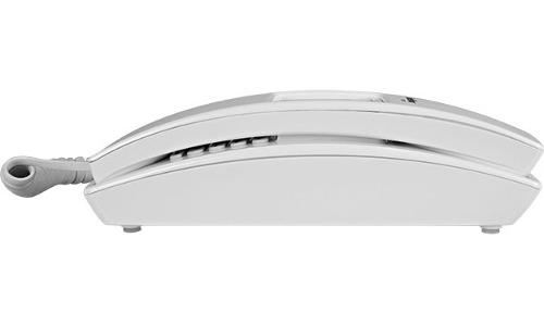 Telefone De Mesa E Parede Intelbras Identif Chamadas TC 2110