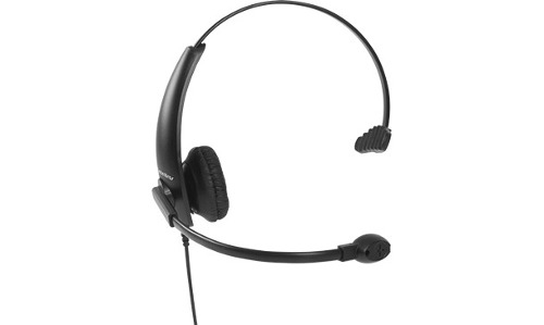 Telefone Headset Com Base Discadora HSB 50 Intelbras