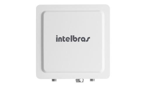 Antena Outdoor Rádio 5GHz 300Mbps PTP 5-N MIMO PRO Intelbras