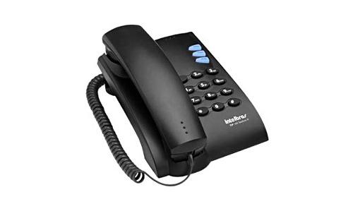 Telefone Ip Voip Tip 100 Intelbras