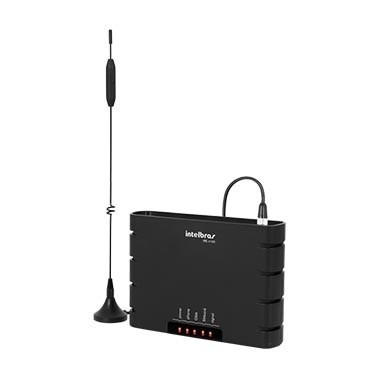 Interface Celular Gsm PABX Antena Rural ITC 4100 Intelbras