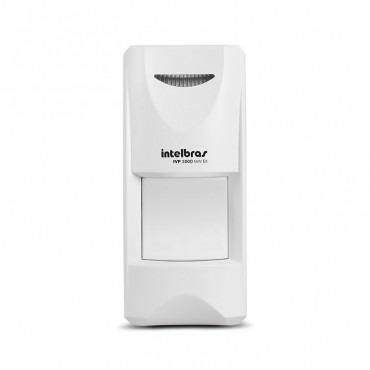 Sensor Alarme Passivo Infra Externo Intelbras IVP 3000 MW EX