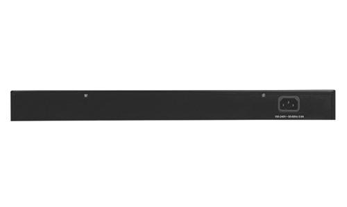 Switch Rack 24 Portas Fast Ethernet Qos SG 2620 QR Intelbras