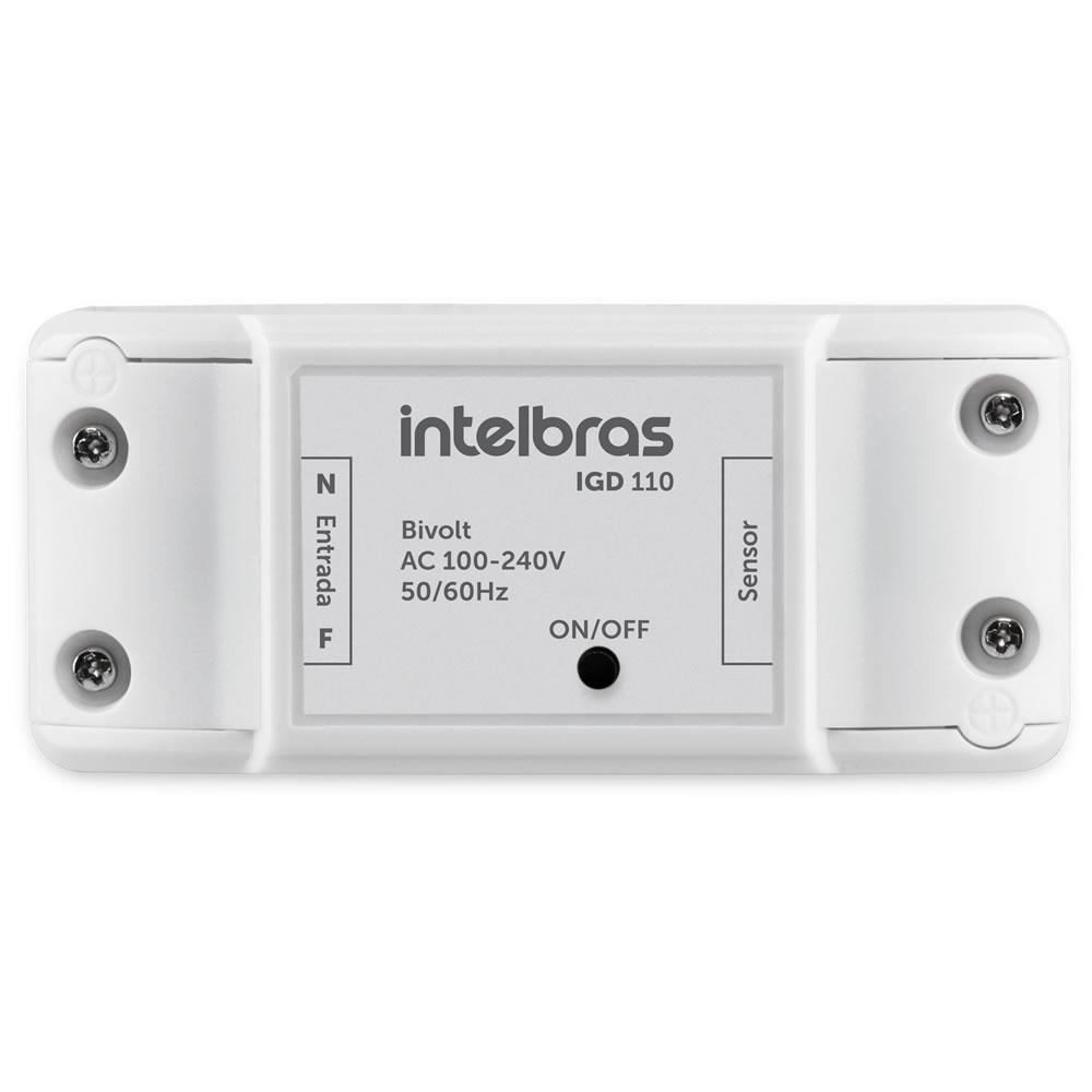 Acionador Remoto de Portão Wi-Fi Smart IGD 110 Intelbras