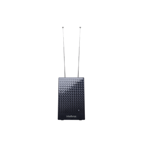 Antena de TV Interna Digital HDTV/VHF/UHF/FM AI 2100 Intelbras