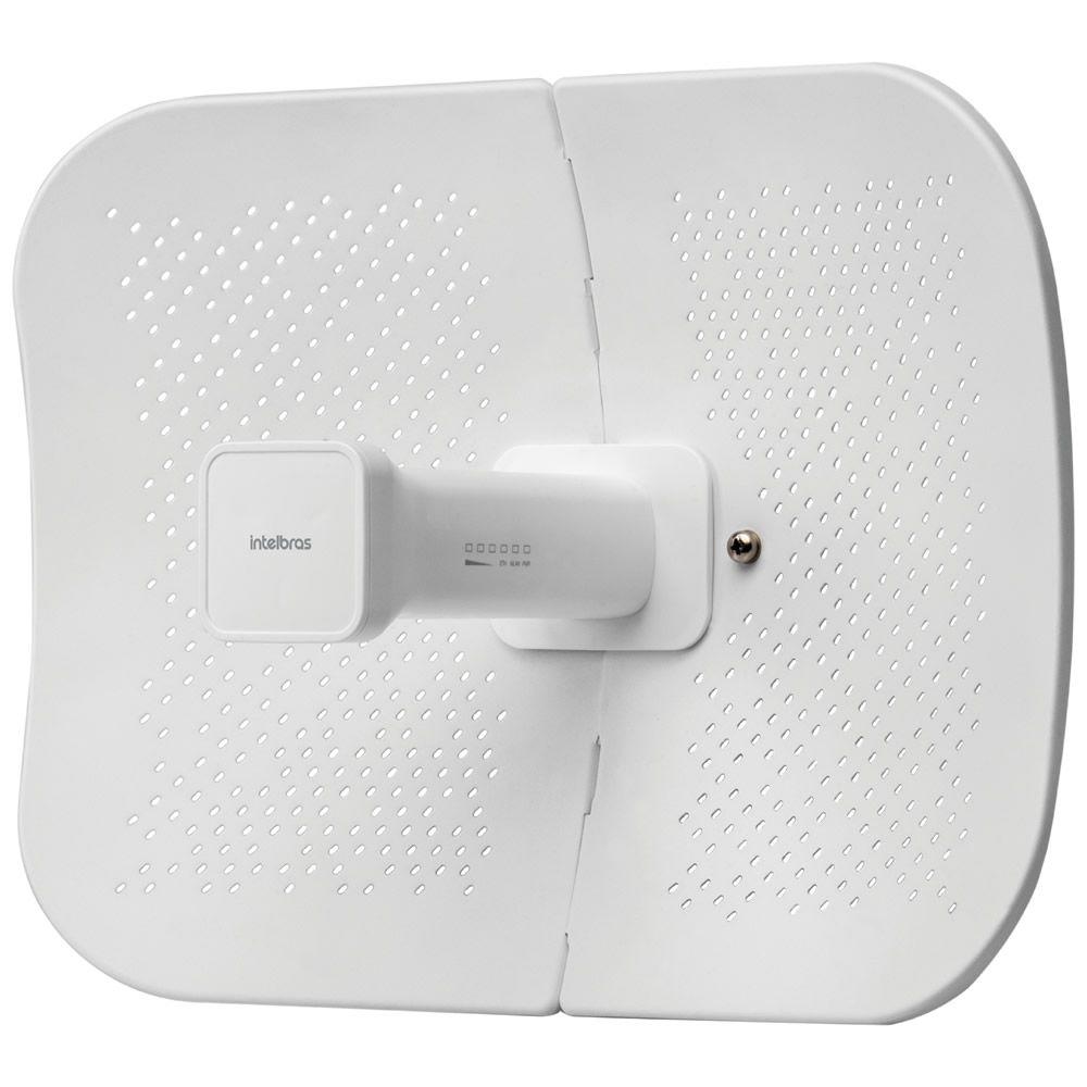 Antena CPE Outdoor 5 GHz 23 dbi 300 Mbps WOM 5A-23 Intelbras