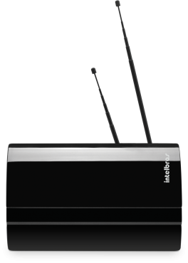 Antena de TV Interna Digital HDTV/VHF/UHF/FM AI 2000 Intelbras