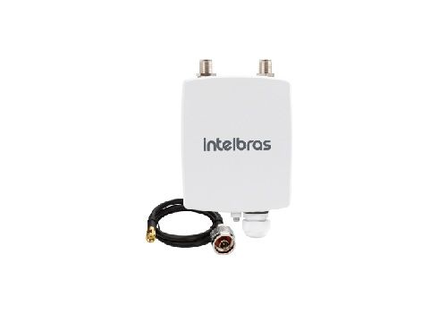 Antena PTP/PTMP 5 GHz 300 Mbps MiMo 2x2 APC  5A Intelbras