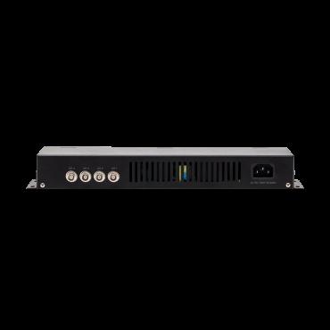 Balun Passivo 4 Ch Vídeo E Alimentação Intelbras VBP A04C Full HD
