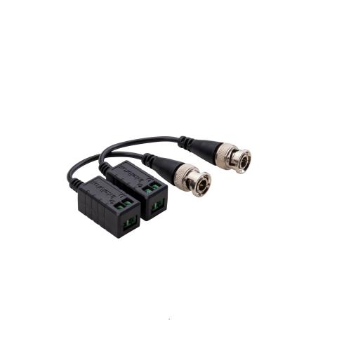 Balun Passivo  HDCVI, HDTVI, AHD e analógica XBP 400 HD Intelbras