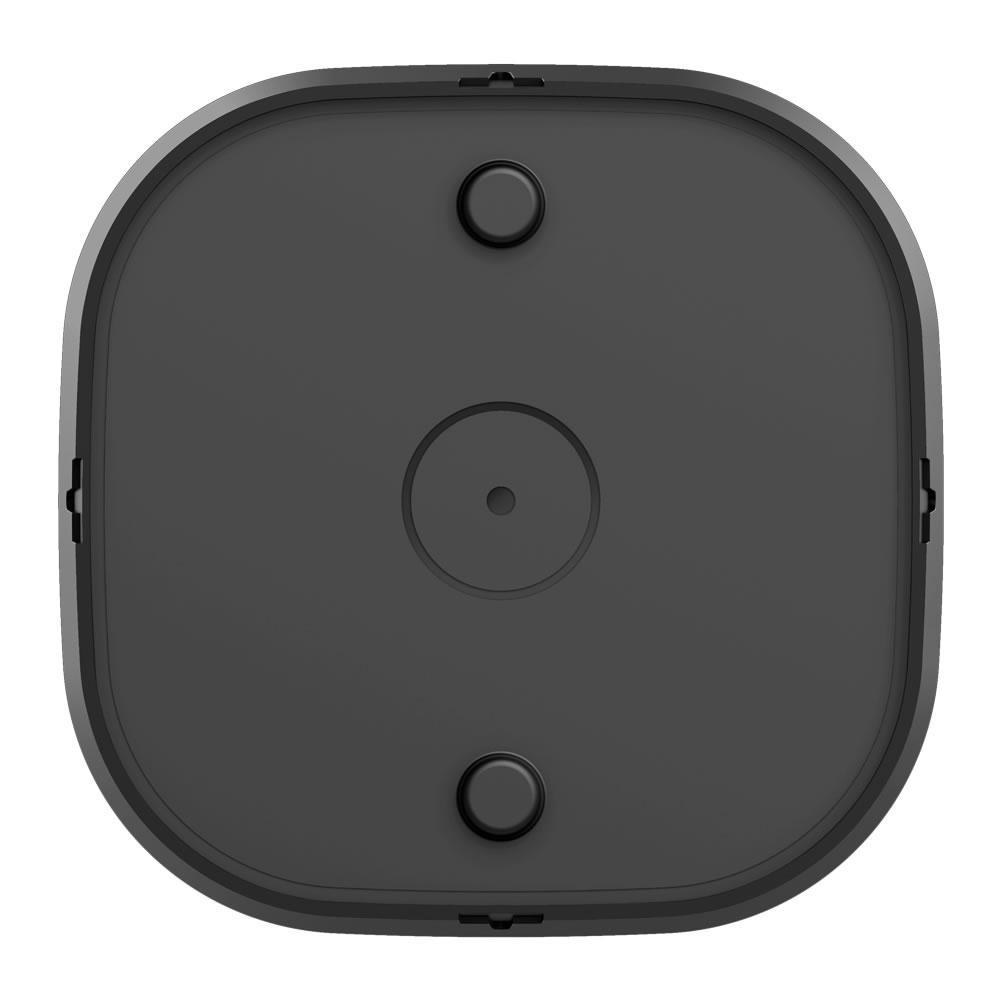 Caixa de Passagem Plástica Câmeras Bullet/Dome Externo VBOX 1100 E BLACK Intelbras