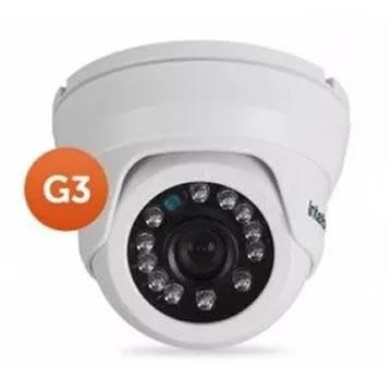 Câmera AHD ou 900 Linhas 3.6mm 10m VMD 1010 IR G3 Intelbras