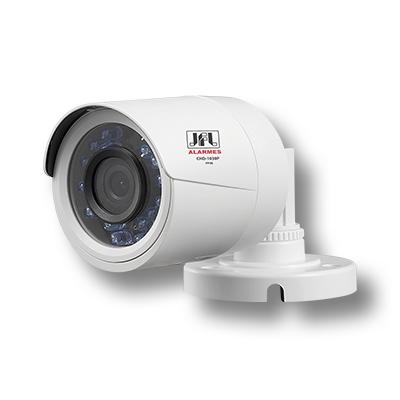 Câmera Bullet HD Infra 3.6mm TVI+CVI+AHD+CVBS CHD-1130P JFL