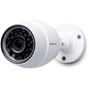 Câmera IP Sem Fio Wi-Fi HD IR 30 Metros MiBO iC5 Intelbras