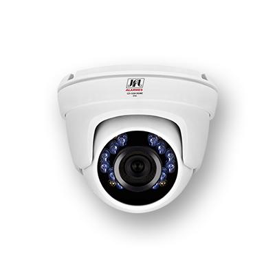 Câmera Dome Infra Red 1 Mega HDTVI 20m 3.6mm CD-3220+ Dome JFL