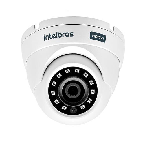 Câmera HDCVI 2 Megas 2.8mm 30m VHD 5230 D STARLIGHT Intelbras