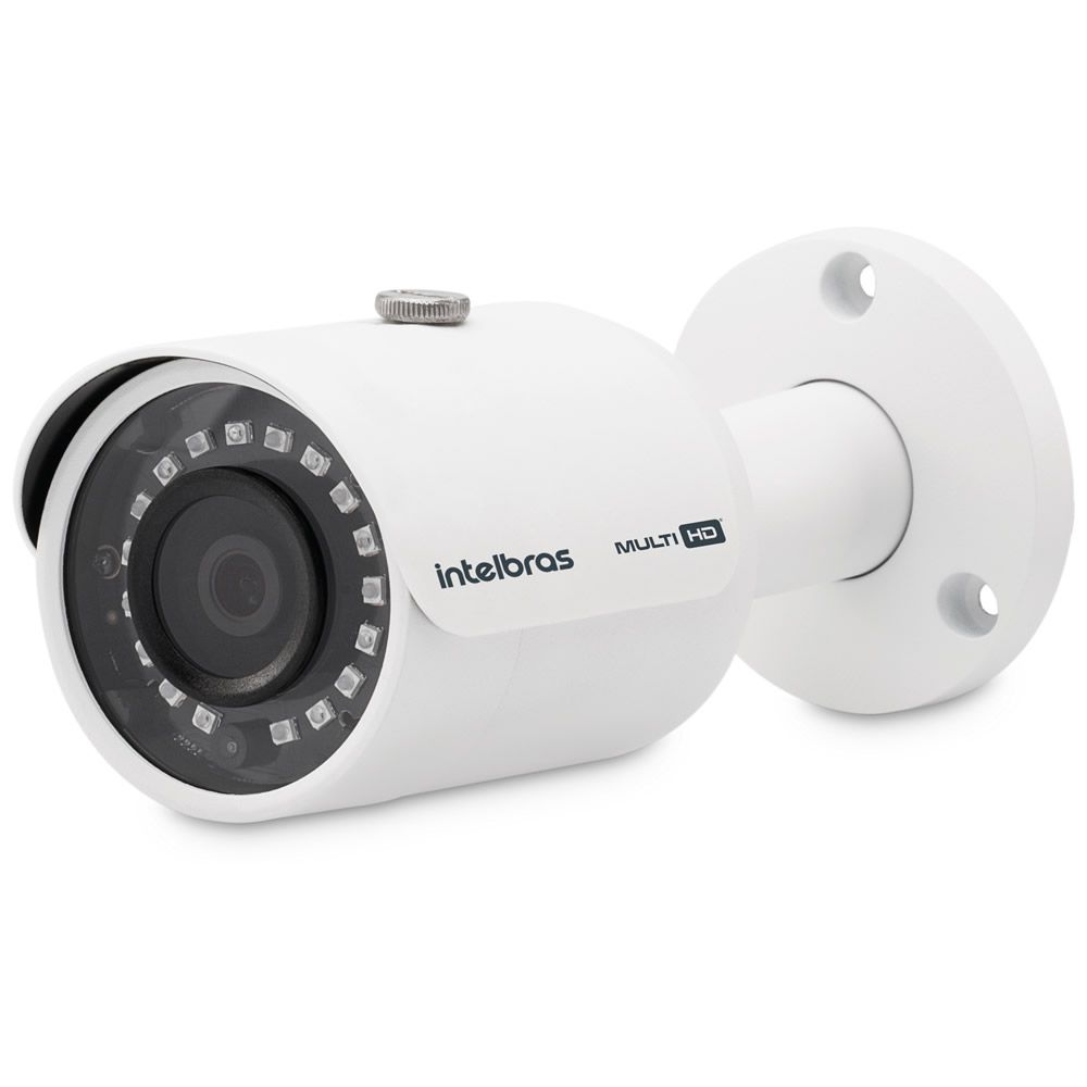 Câmera HDCVI 4 Megapixels 3.6mm 30m VHD 3430 B G4 Intelbras