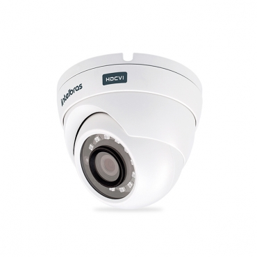 Câmera Multi HD HDTVI 1 Mega 2.8mm VHD 3120 D G3 Intelbras