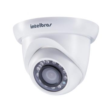 Câmera Ip 1 Megapixel 2,8mm Infra 20M VIP S4020 G2 Intelbras