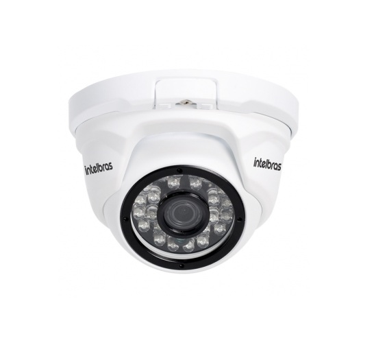 Câmera Ip 1 Megapixel HD 3.6mm 20m VIP 1120 D Intelbras