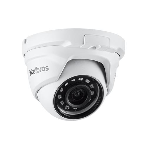 Câmera IP 2 Megapixels 2.8mm 20m VIP 1220 D G3 Intelbras
