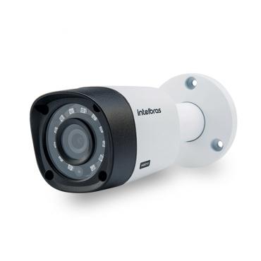 Câmera Multi HD 600 Linhas 20M 2.8mm VHD 3120 B G3 Intelbras