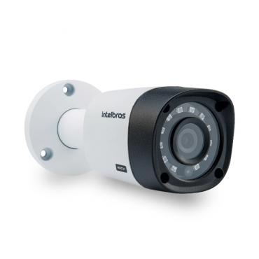 Câmera Multi HD 600 Linhas 2.8mm 20m VHD 3120 B G3 Intelbras