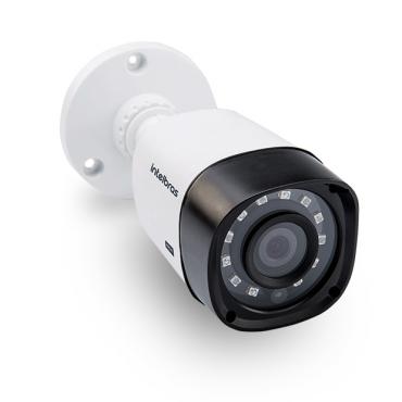 Câmera Multi HD 600 Linhas 3.6mm 10m VHD 1010 B G3 Intelbras