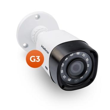 Câmera Multi HD 600 Linhas 2.8 mm VHD 1120 B G3 Intelbras