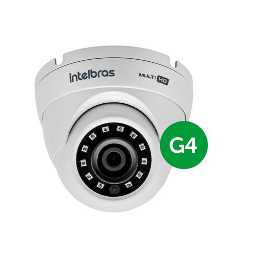 Câmera Multi HD 600 Linhas 2.8mm 20m VHD 3220 D G4 Intelbras
