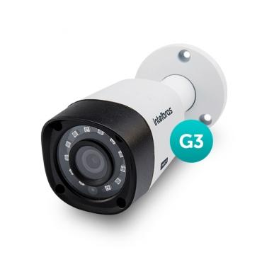 Câmera Multi HD HDTVI 1 Mega 2.8mm VHD 3120 B G3 Intelbras